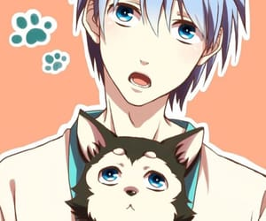 anime, kuroko no basket, and anime boy image