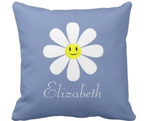 flower, home decor, and pillow image