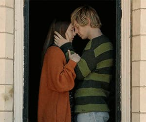 couple, american horror story, and tate langdon image