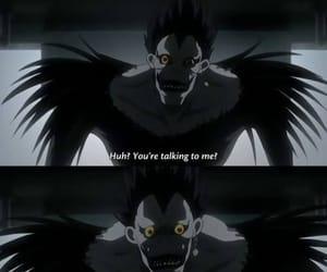 death note, ryuk, and anime image