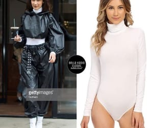 easel, steal her style, and bella hadid model image