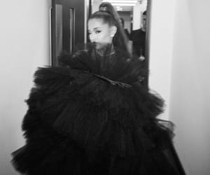 ariana grande and dress image