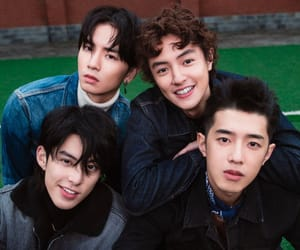 meteor garden, F4, and dylan wang image
