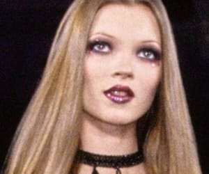 90's, Anna Sui, and kate moss image