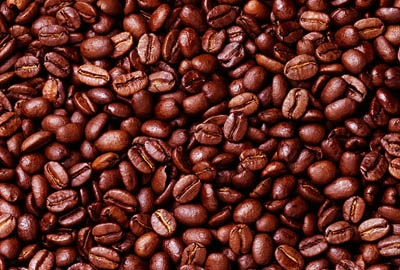 advertising, beans, and coffee image