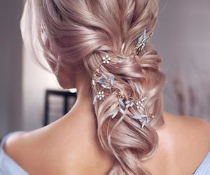 hair, волосы, and hairstyle image