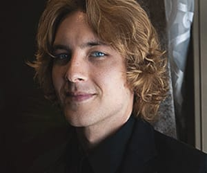 handsome, Hot, and michael langdon image