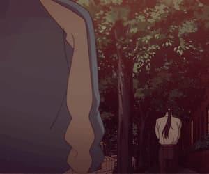 anime, banana fish, and gif image