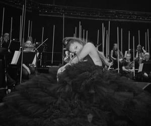 ariana grande, singer, and dress image
