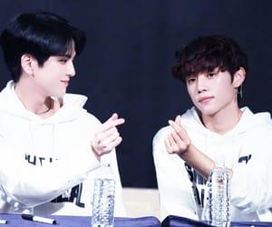 sunwoo, the boyz, and younghoon image