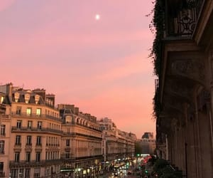 paris, sky, and france image