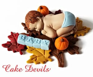 baby boy, etsy, and fall baby shower image