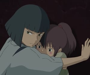 spirited away and anime image