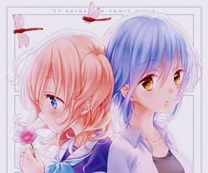 anime, anime girl, and comic girls image