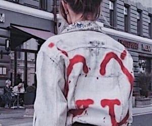 clothing, fashion, and paint image
