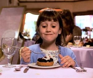 matilda, movie, and food image