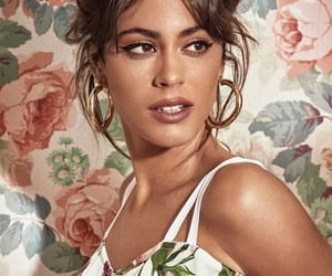 beautiful, earrings, and flores image