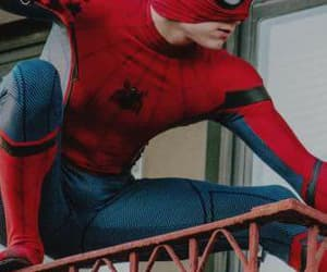spiderman, homecoming, and tom holland image