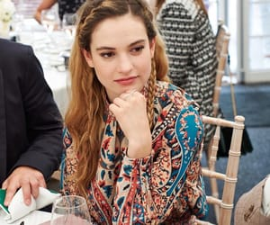 mamma mia, lily james, and donna sheridan image