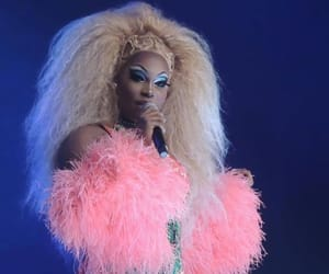 drag queen, rpdr, and asia o'hara image