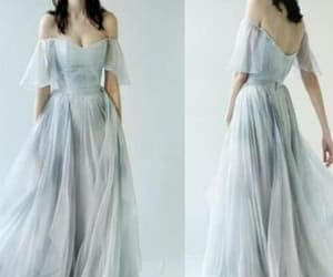 long prom dresses, a-line evening dresses, and beautiful prom dresses image