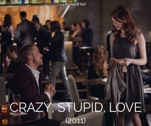 emma stone, ryan gosling, and crazy stupid love image