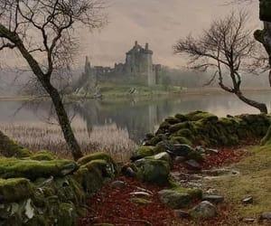 scotland, like a fairytale, and kilchurn castle image