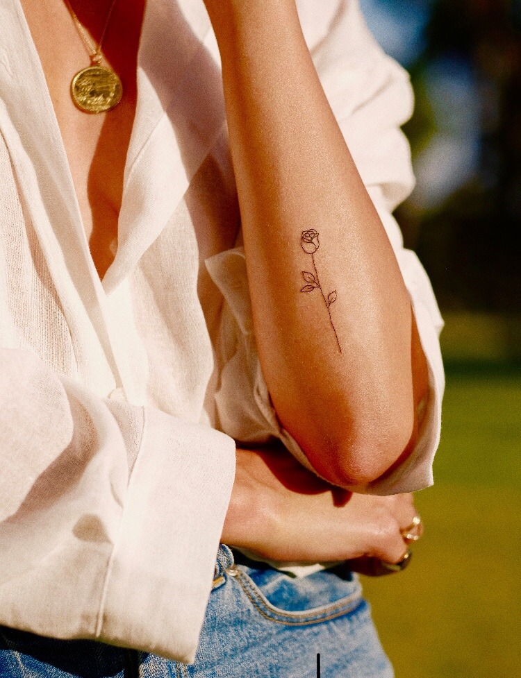 tattoo, aesthetic, and fashion image
