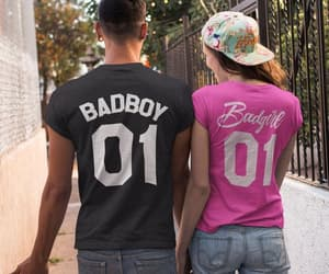 etsy, matching t-shirts, and hubby and wifey image