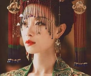 chinese, empress, and royal image