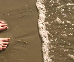 beach, gif, and ﺑﺤﺮ image