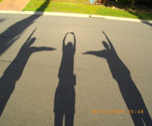 awesome, e, and shadow image