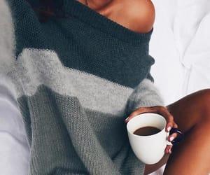 grafika coffee, fashion, and sweater