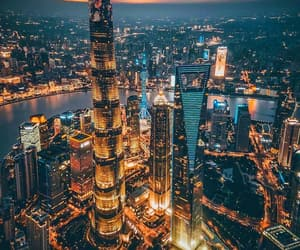 amazing, skyscrapers, and travel image