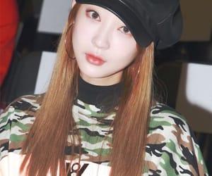 korean, kpop, and hyelin image