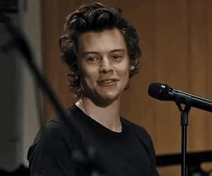 beautiful, smile, and Harry Styles image