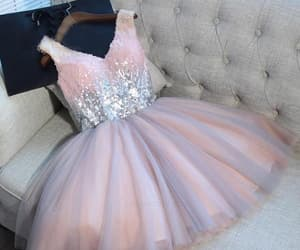 party dress, v-neck homecoming dress, and a-line homecoming dress image