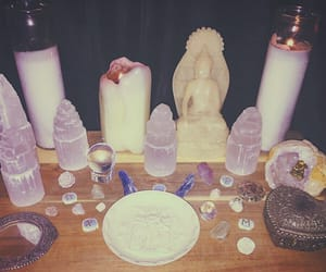 aesthetic, color, and crystal image