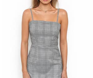 fashion and bodycon dress image