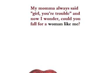 feminism, feminist, and Lyrics image