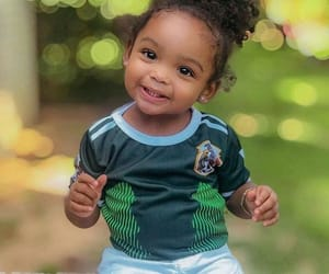 baby, beautiful, and black image