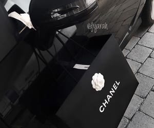 fashion style, chanel shopping, and goal goals life image