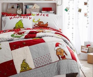 bedroom, grinch, and home image