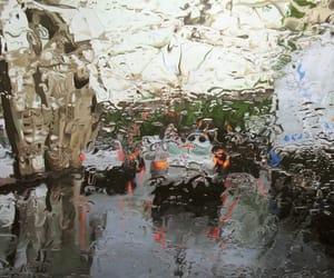 rain and cars image