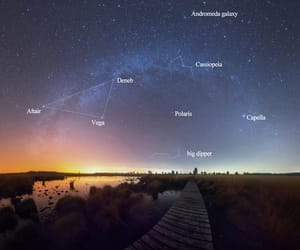 astronomy and galaxy image