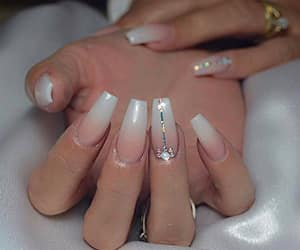 beautiful and nails image