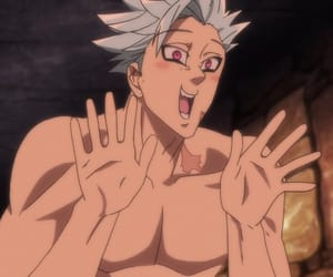 anime, ban, and screenshot image