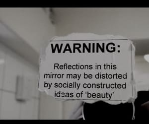 society, beauty, and mirror image