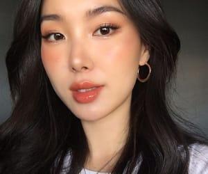 asian, lipstick, and fashion image