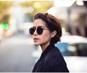 brunette, hair inspo, and layered bob image